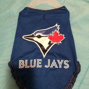 Other - Toronto Blue Jays Pet / Dog Jersey Dress size sml